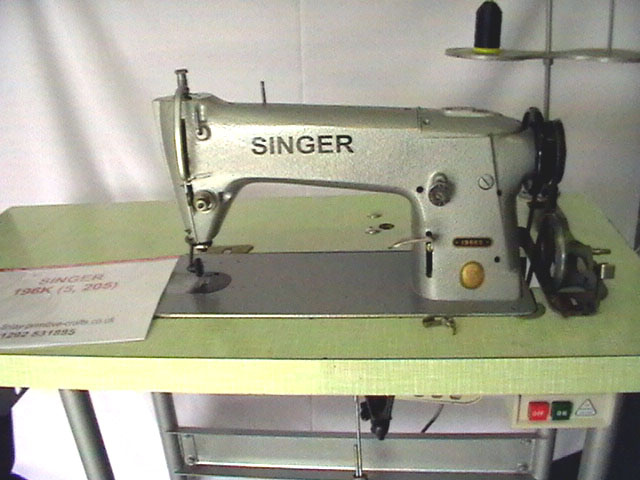 40K40 SEWING MACHINE New Industrial Singer Sewing Machine