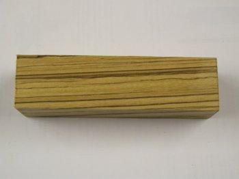 zebrano wood