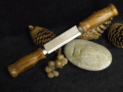 Bushcraft Drawknife small